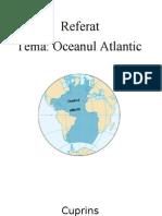 Referat Ocean Atlantic