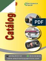 Catalogo Electronica y Servicio