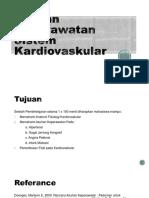 Asuhan Keperawatan Sistem Kardiovaskular