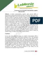Strategic Behaviour for Spectrum Access in Hybrid Overlay Underlay Cognitive Radio Networks
