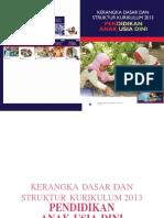 Kerangka Dasar Dan Struktur Kurikulum 2013 File