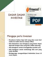 Chapter 1; Dasar Dasar Investasi-1