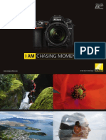 Brochure Nikon D7500 en GB--Original