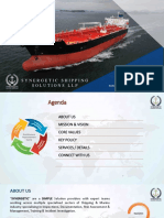 01 Synergetic Shipping Profile v-10.1