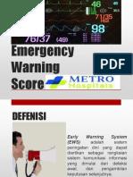 Emergency Warning Score