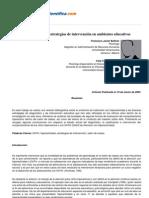 Psicologiapdf 181 Hiperactividad Estrategias de Intervencion en Ambientes Educativos