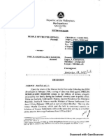 Imelda Marcos - Criminal Cases