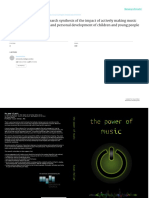 The Power of Music a Research Synthesis (1)