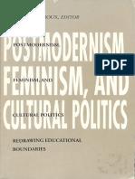 [Giroux, Henry a.] Postmodernism, Feminism, And Cu(B-ok.cc)