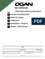 Revue Technique Dacia Logan FR