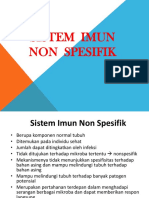 SISTEM  IMUN NON  SPESIFIK.pptx