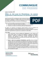 Rectorat de Strasbourg - Services Académiques et Départementaux Mobilisés