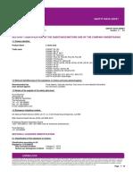 SDS-Lactic Acid - PURAC (English)