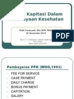 Sistem Pembayaran Kapitasi