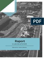 Raport Ruslan Codreanu 12 Luni