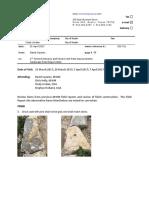 Landscape Field Report