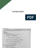 compensetor