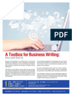 Business Writing (1)