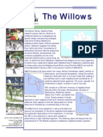 The Willows' Active Living Potential