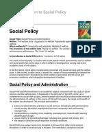 social policy 1st.pdf