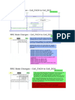 State Transition FACH-DCH