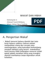 Wakaf Dan Hibah