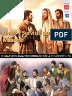 Lección 06 - Amor y Servicio Por El Maestro