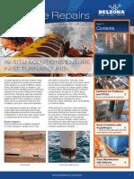 Belzona Offshore Repairs