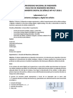 Lab 1-2 Conversión Análogo Digital ADC 2018-1