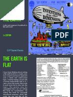 FLat Earth Handbook OCT18 UPDATE