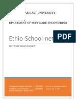 Cloud based eSchool