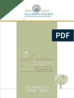 Stella Maris College Prospectus