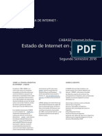 CABASE Internet Index II Semestre 2018