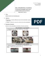 Informe Desgaste y Falla sobre defectos y discontinuidades