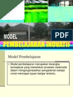 4. Model-model Pembelajaran Kreatif