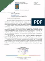 IGSU - Flux Cladiri Administrative