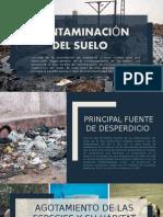 Contaminación Del Suelo Eduardo