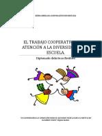 diversidad y trabajo cooperativo