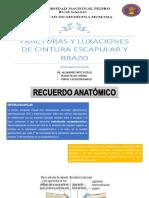 Fractura de Clavicula