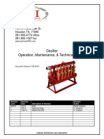 Desilter Manual DSL 001 Rev2