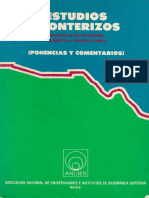 Monsiváis 1981 La Cultura de La Frontera