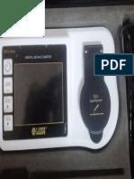 Laxco Benchtop Refractometer RHD-B Series