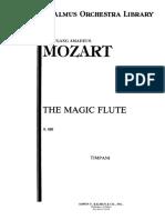 Magic Flute Timpani