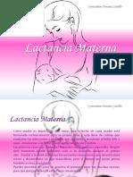 Constantino Parente Castillo - Lactancia Materna