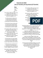 Pastorela ILA 2018 2º y 6º Prim