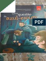 Uma questão de azul-escuro - Livro completo