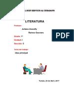 Caratula Estudiantil