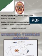 Diapositivas Estructura Atómica