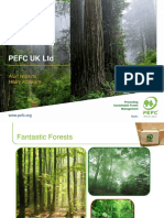 PEFC Stakeholder Workshop - November 2018