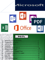 Module 2 - Microsoft Excel (1)